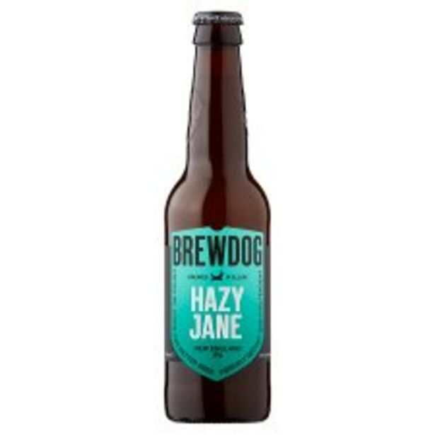 Brewdog Hazy Jane New England Ipa 330Ml offer at £1.8