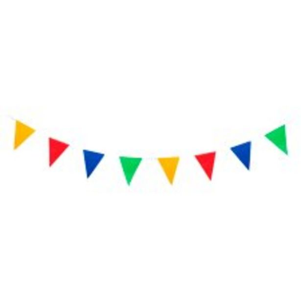 Tesco Paper Bunting offer at £1.5