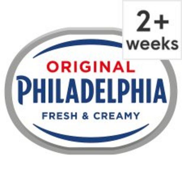 Philadelphia Original Soft Cheese 180 G offer at £1