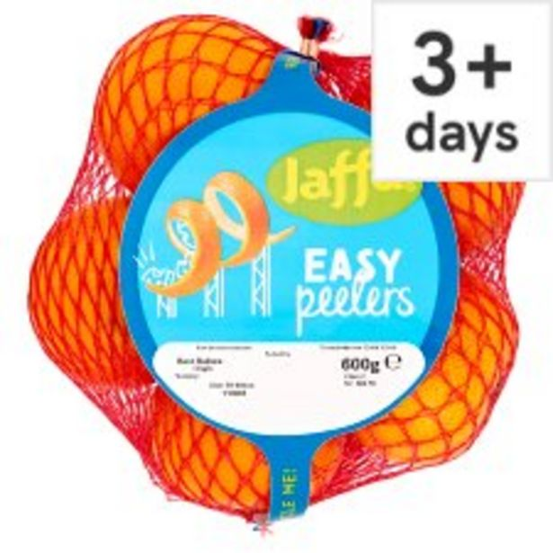 Jaffa Clementine Or Sweet Easy Peeler 600G offer at £2