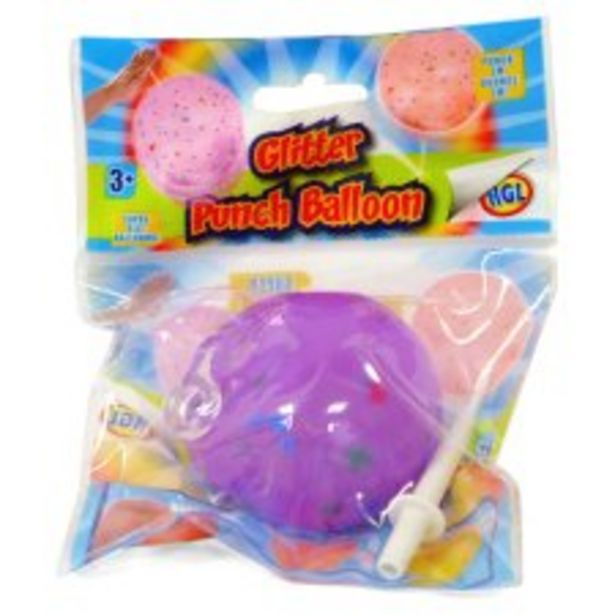 Punch Ball offer at £1.5