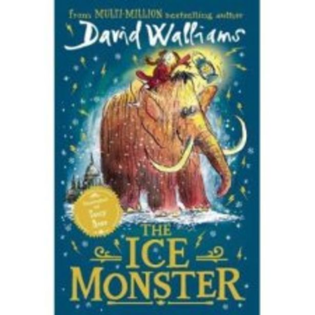 The Ice Monster David Walliams offer at £4