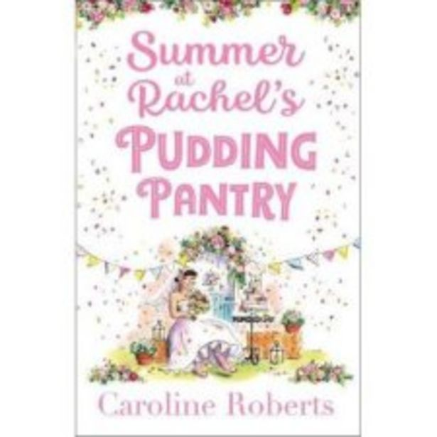 Summer At The Pudding Pantry Caroline Roberts offer at £4.5