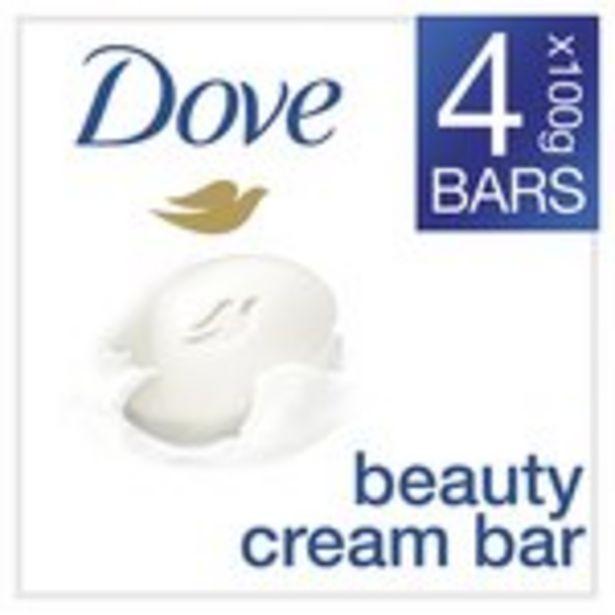 Dove Cream Bar offer at £2