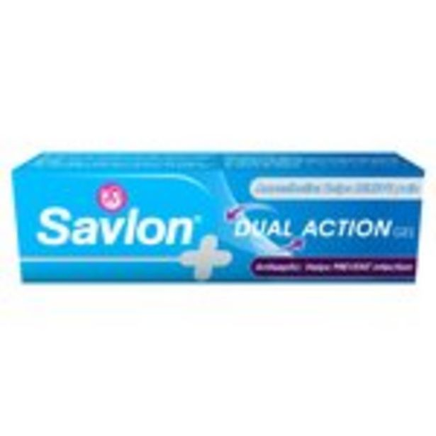 Savlon Dual Action Gel        offer at £3.25