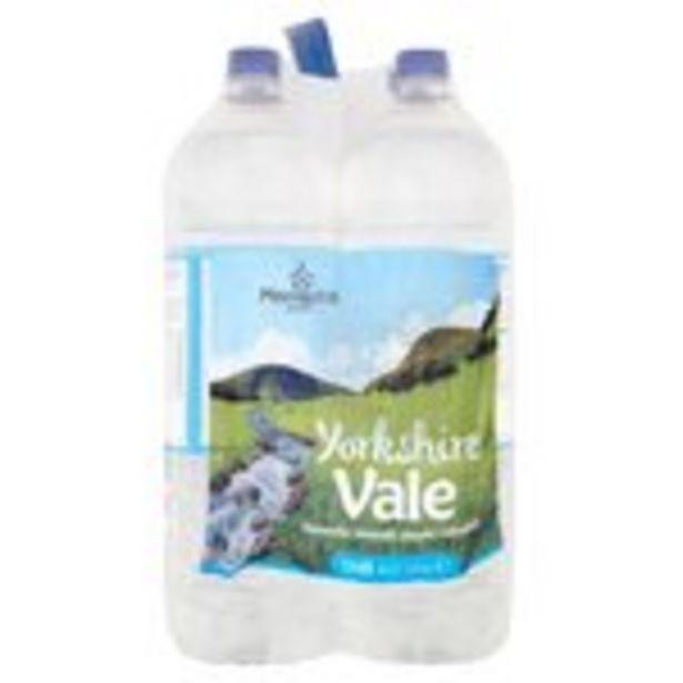 Morrisons Still Water offer at £1.25