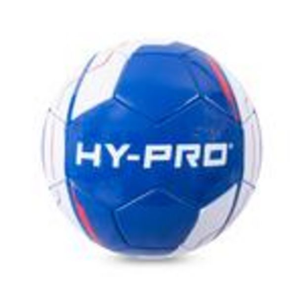 Hy-Pro Vortex White Football Size 5 offer at £6