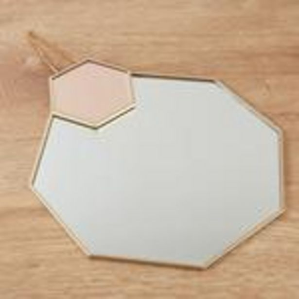 Morrisons Geo Mirror offer at £5