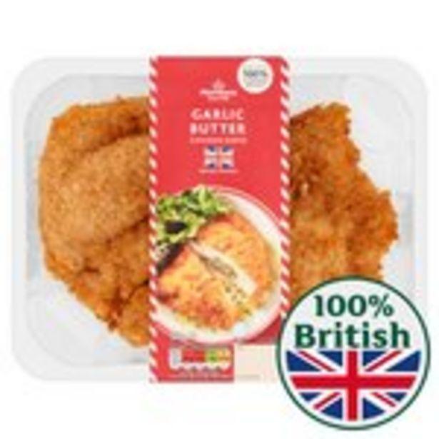 Morrisons 2 Chicken Breast Fillet Garlic Kievs offer at £3