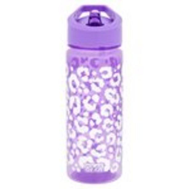 Polar Gear Irredescent Leopard Print Water Bottle offer at £2.4