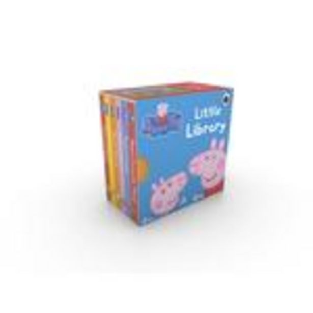 Peppa Pig Little Library offer at £4.99