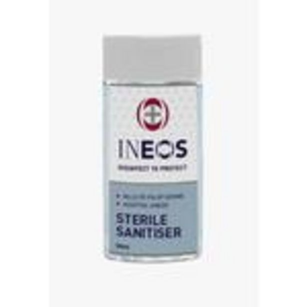 INEOS Antibacterial Hand Sanitiser Gel offer at £1