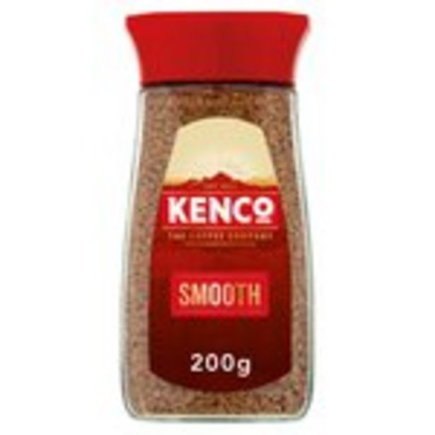 Kenco Smooth Instant Coffee offer at £4
