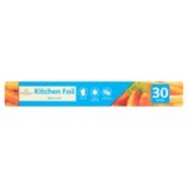 Morrisons Kitchen Foil 300mm offer at £2