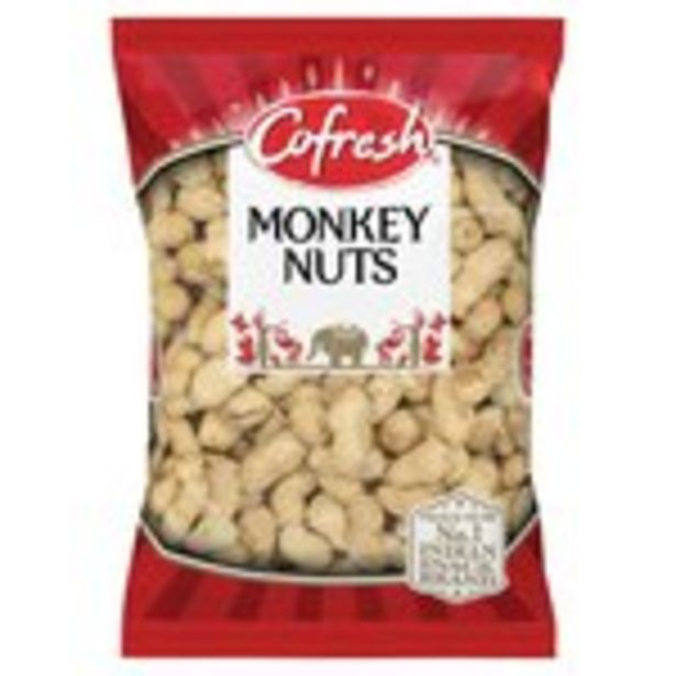 Cofresh Monkey Nuts offer at £1