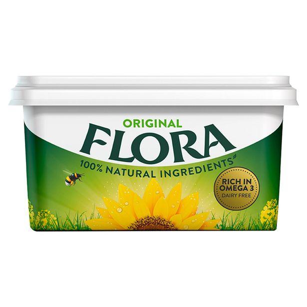 Flora Original Dairy Free Spread 1Kg offer at £2.5