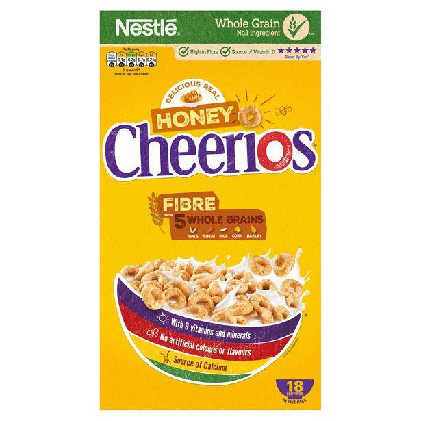 Cheerios Honey 565g offer at £2