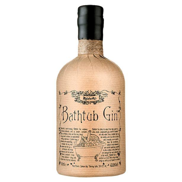 Bathtub Gin 70cl offer at £25.99