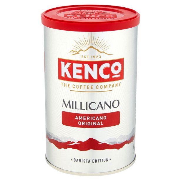 Kenco Millicano Americano Original Instant Coffee 100g offer at £2.5