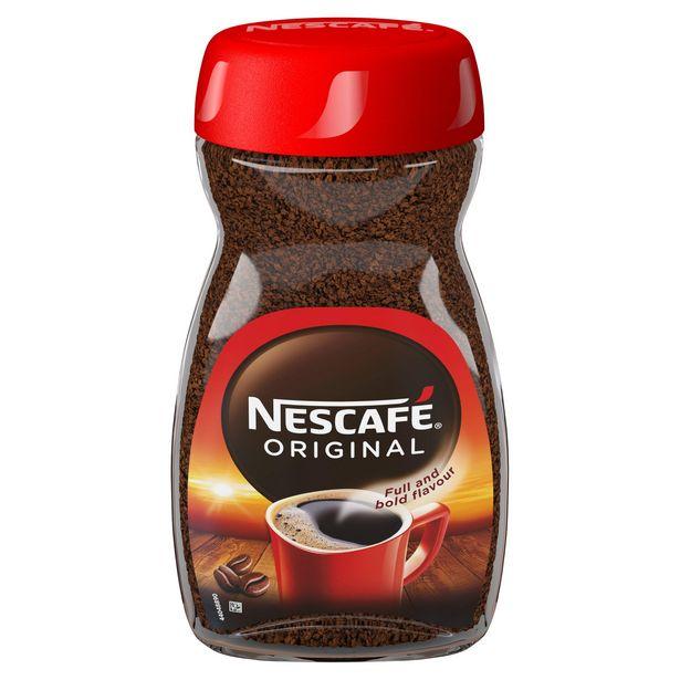 Nescafe Original Instant Coffee 300g offer at £5