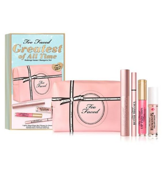 Too Faced Greatest of All Time Makeup Game Changers Set offer at £35