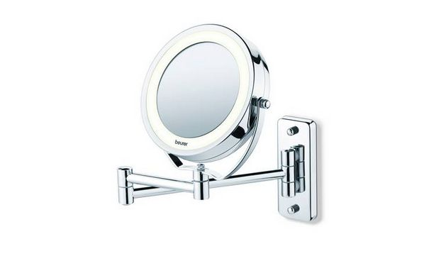 Beurer BS59 Illuminated Wall Cosmetic Mirror offer at £19.99