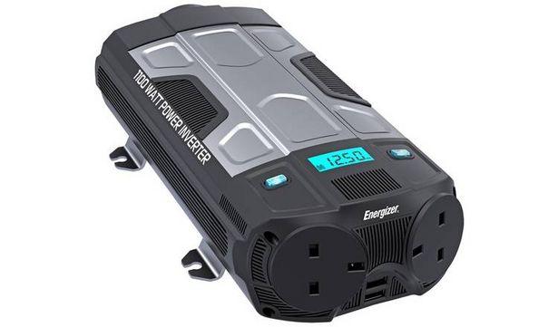 Energizer 1100W Power Inverter offer at £119