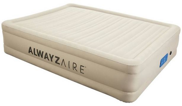Bestway Alwayzaire Foretech King Size Air Bed offer at £65
