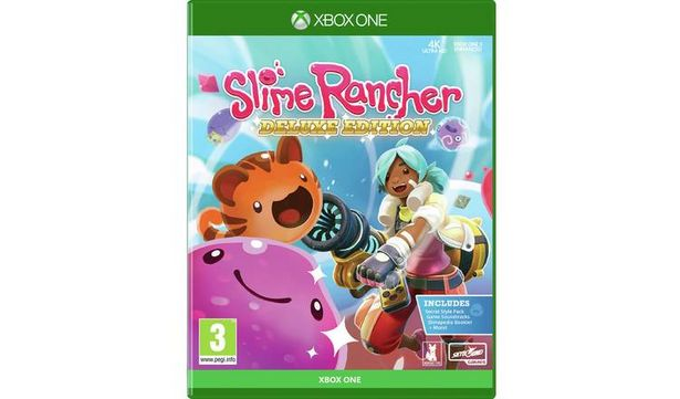 Slime Rancher Deluxe Edition Xbox One Game offer at £22.99