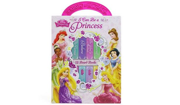 Disney Princess My First Library offer at £5