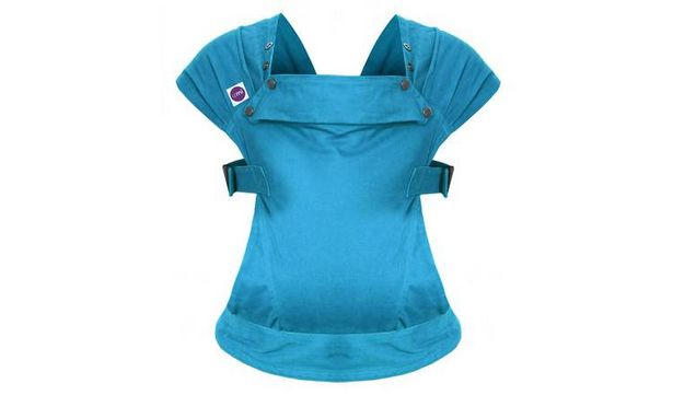 Izmi Baby Carrier - Cotton Teal offer at £19.99