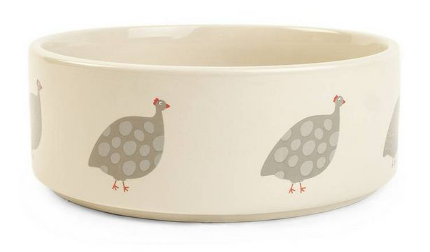 Zoon Feathered friends Ceramic Bowl offer at £4.99