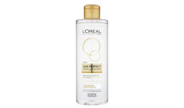 L'Oreal Paris Skin Age Perfect Micellar Water - 400ml offer at £5