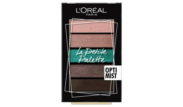 L'Oreal Eyeshadow Pallette offer at £6.4