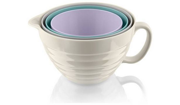 Fearne by Swan Set of 4 Stackable Mixing Bowls offer at £46.98