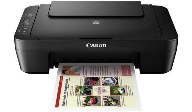 Canon Pixma MG3050 All-In-One Printer offer at £29.99