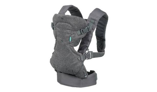 Infantino Flip Ergo 4-in-1 Baby Carrier offer at £7.99