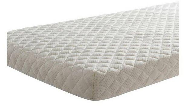 Silentnight 140x70cm Safe Nights Luxury Pocket Cot Mattress offer at £94.99