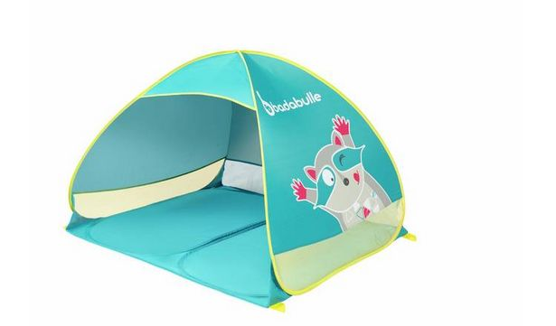 Badabulle Anti UV Pop Up Tent Racoon offer at £15.98