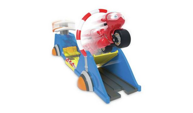 Ricky Zoom Speed & Stunt Playset offer at £8