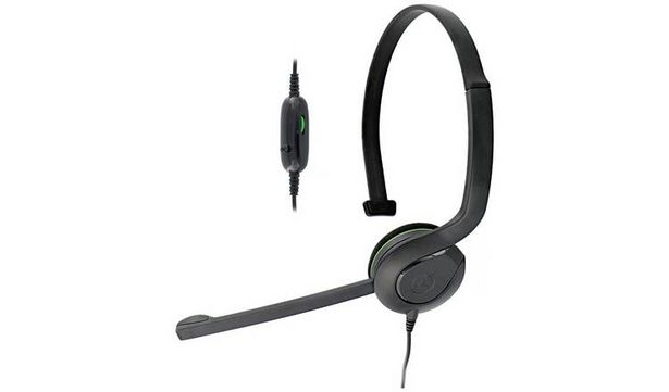 PowerA Xbox One Chat Headset - Black offer at £5.99