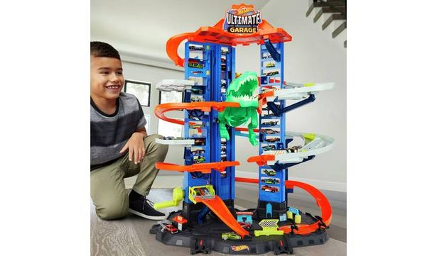 Hot Wheels City Ultimate Garage Playset offer at £33
