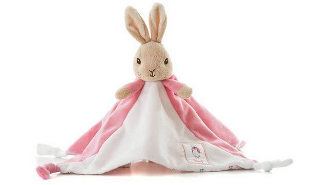 Beatrix Potter Flopsy Comfort Blanket offer at £12