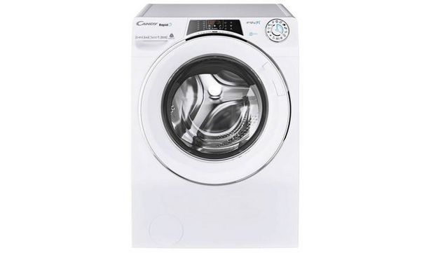Candy Rapido ROW141066DWHC 10KG / 6KG 1400 Spin Washer Dryer offer at £484.99