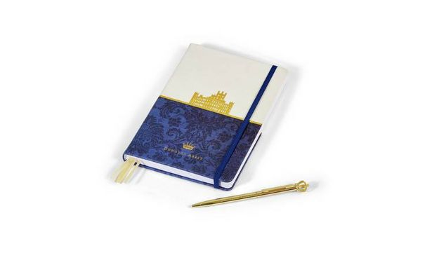 Downton Abbey Notebook & Pen offer at £8.99