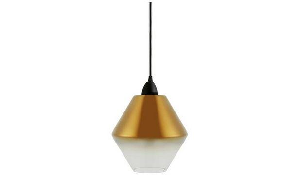 Habitat Jasmine Easyfit Ceiling Shade - Gold offer at £18.99