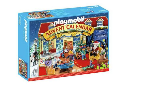 Playmobil 70188 Christmas Advent Calendar offer at £12