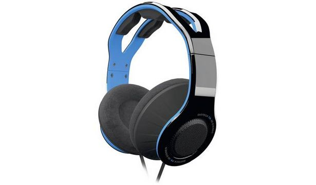 Gioteck TX-30 PS4, Xbox One, PC Headset - Blue offer at £10.99