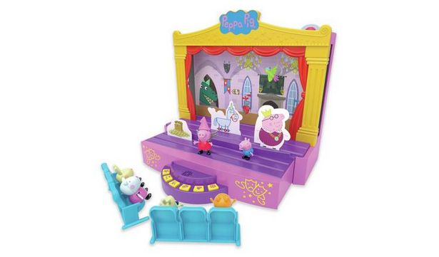 Peppa Pig Stage Playset offer at £10