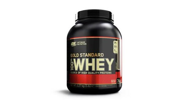 Optimum Nutrition Gold Standard 100% Chocolate Whey 2.27kg offer at £37.49